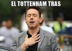Enlace a El Tottenham sigue vivo