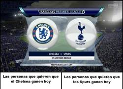 Enlace a La realidad del Chelsea-Spurs