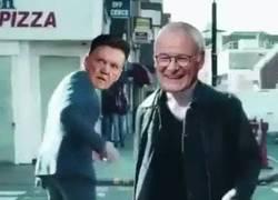 Enlace a GIF: Ranieri en estos momentos paseándose por Inglaterra