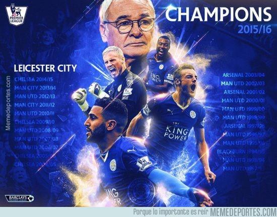849455 - ¡Felicidades Leicester City! ¡Merecidísimo!