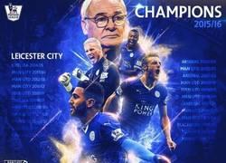 Enlace a ¡Felicidades Leicester City! ¡Merecidísimo!