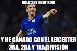 Enlace a Espectacular lo de Andy King