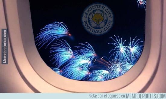 849624 - Así es como se ha enterado Ranieri de que eran campeones