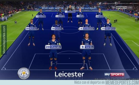 850077 - Curiosidades del Leicester FC como campeón de la Barclays Premier League