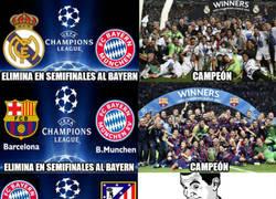 Enlace a ¿Se cumplirá la profecía de semifinales?