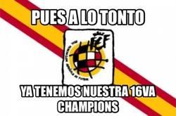 Enlace a En tres años ya han ganado tres Champions consecutivas