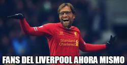 Enlace a Alegría total en Liverpool