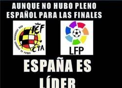 Enlace a España sigue reinando en las finales europeas