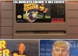 Enlace a ¿Trump estrella de un videojuego?
