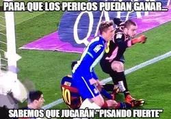 Enlace a La intensidad del Espanyol