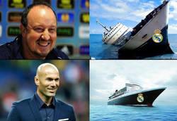 Enlace a Con Zidane el barco ha mejorado