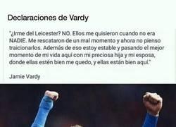 Enlace a Es por esto que somos fans incondicionales de Vardy