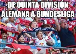 Enlace a Demostrando que la historia no lo es todo, ascenso meteórico del RB Leipzig