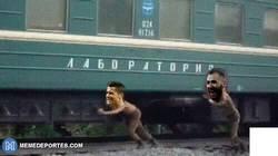 Enlace a GIF: Así han estado Cristiano y Benzema, en los últimos partidos