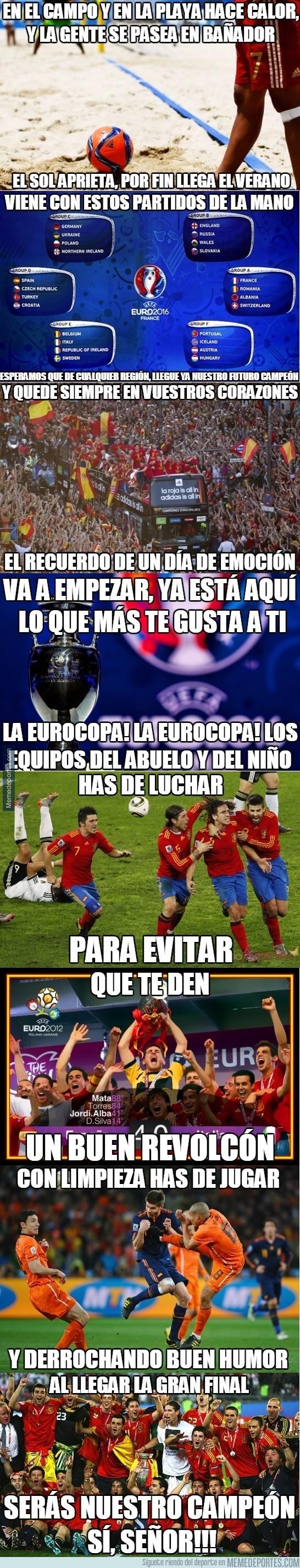 854663 - ¡Ya mismo llega la Eurocopa!