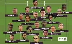 Enlace a Próximamente: Carlo Ancelotti no lo tendrá fácil eligiendo su XI inicial