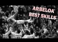 Enlace a ESPECTACULAR VÍDEO: Las mejores jugadas de Arbeloa este año