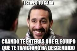 Enlace a Qué grande es ver sonreír a Jonas Gutiérrez
