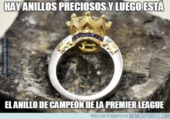 855786 - El precioso anillo de campeón de la Premier