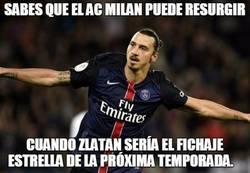 Enlace a El Milan sólo necesita un fichaje para volver a ser grande, es él