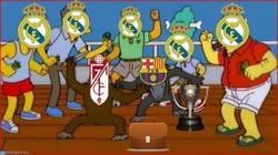 Enlace a Así vivirán hoy los madridistas el encuentro entre Granada y Barça
