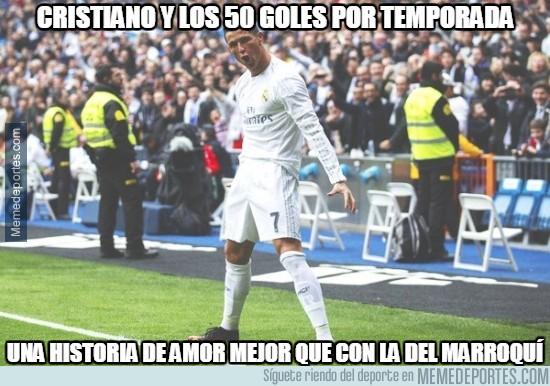 856051 - Cristiano y los 50 goles por temporada