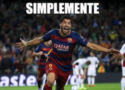 Enlace a Suárez está imparable