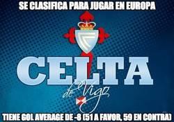 Enlace a El logro del Celta de Vigo