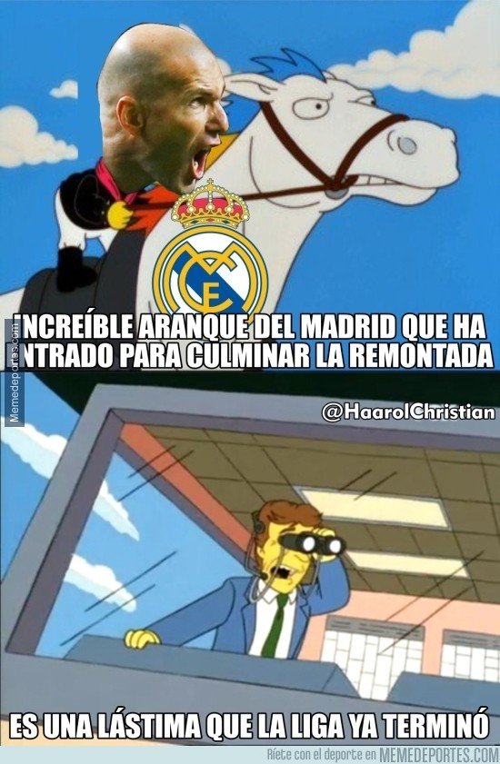 856739 - Resumen del Real Madrid en Liga
