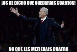 Enlace a Temporada desastrosa para Wenger...
