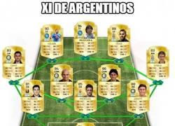 Enlace a Argentinos que han triunfado en Italia