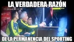 Enlace a El gesto que delata al Sporting y Villarreal