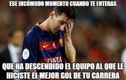 Enlace a El drama de Messi