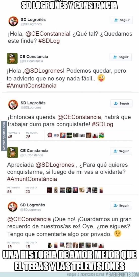 857499 - SD Logroñés y Constancia, menuda historia de amor