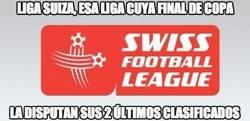 Enlace a La lógica de la liga suiza