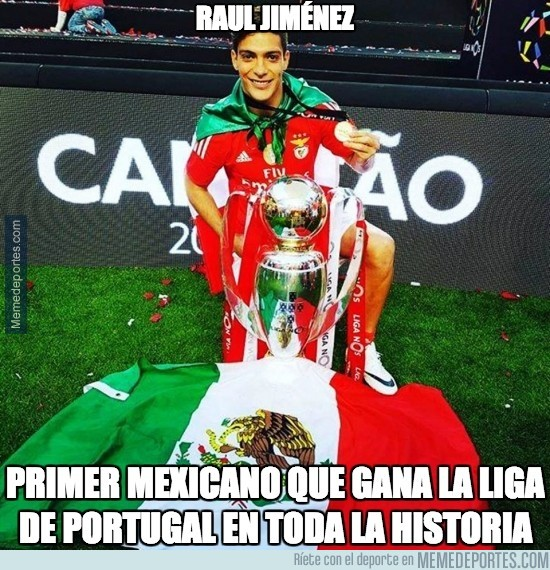857622 - ¿Sabías que Raúl Jiménez ha pasado a la historia de México?