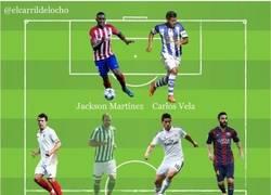 Enlace a El 11 decepción del año en La Liga, ¿estás de acuerdo?