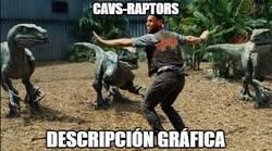 Enlace a Cavs-Raptors