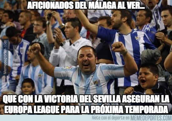 858357 - Y sin hacer mucho ruido... ¡el Málaga a la Europa League!