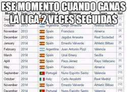 Enlace a El bullying a Luis Enrique como mejor entrenador del mes