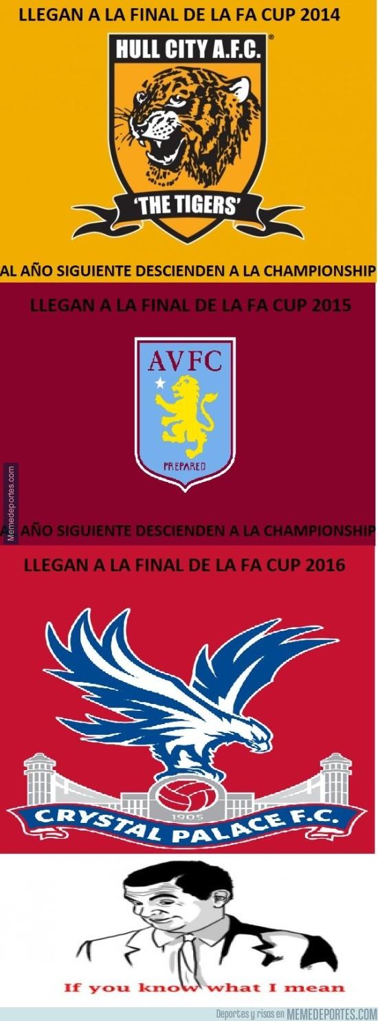 859270 - La maldición de la final de la FA Cup. ¿Se cumplirá?