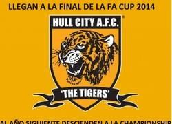 Enlace a La maldición de la final de la FA Cup. ¿Se cumplirá?