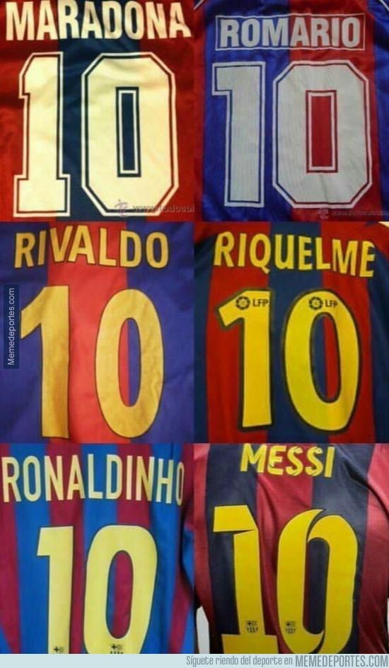 859278 - El legado del número 10 en el FC Barcelona, ¿cuál será el próximo?