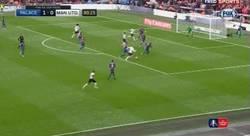 Enlace a GIF: Jugada completa del Gol de Mata, gran jugada de Rooney para el empate del Manchester United