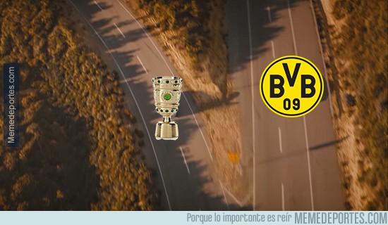 859628 - Otro año más, el BVB se separa del camino de la Copa
