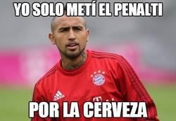 Enlace a Vidal tenía un motivo