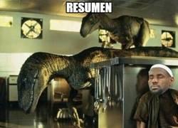 Enlace a Los Raptors han contratacado