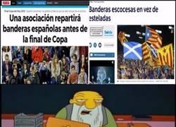 Enlace a Como diría Rajoy, política es política y fútbol es fútbol.