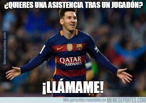 860539 - Messi siempre al rescate