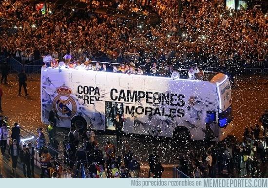 860685 - Los campeones de la Copa del Rey